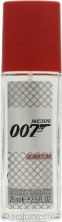 James Bond 007 Quantum Deodorante Spray 75ml