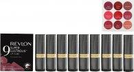 Revlon Super Lustrous Confezione Regalo 9 x 4.2g Rossetti