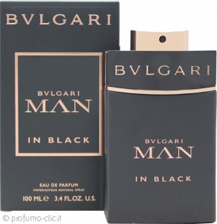 Bvlgari Man In Black Eau de Parfum 100ml Spray