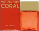 Michael Kors Coral Eau de Parfum 100ml Spray