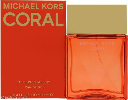 Michael Kors Coral Eau de Parfum 100ml Spray