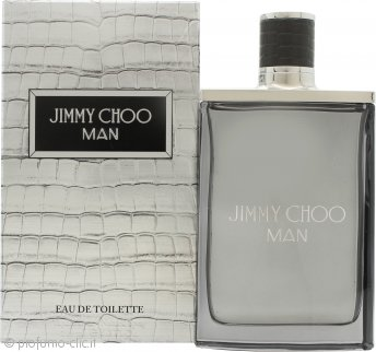 Jimmy Choo Man Eau De Toilette 100ml Spray