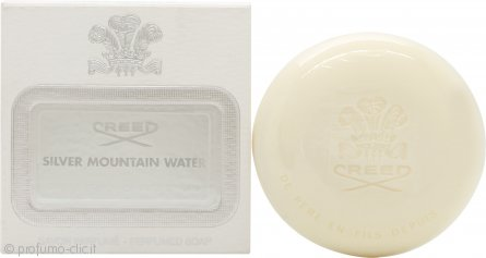 Creed Silver Mountain Water Sapone 150g