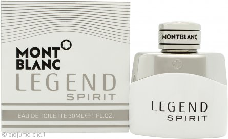 Mont Blanc Legend Spirit Eau de Toilette 30ml Spray