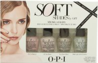 OPI Soft Shades Confezione Regalo 4 x 3.75ml Smalti