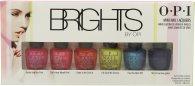 OPI Brights Confezione Regalo 6 x 3.75ml Smalti