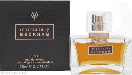 David & Victoria Beckham Intimately Men Eau de Toilette 75ml Spray