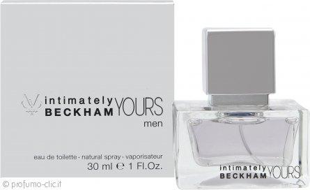 David & Victoria Beckham Intimately Yours Men Eau de Toilette 30ml Spray