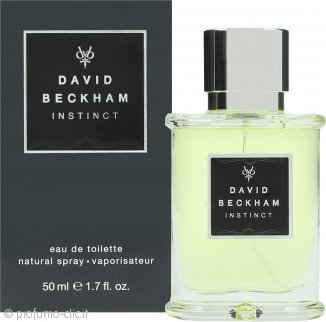 David Beckham Instinct Eau de Toilette 50ml Spray