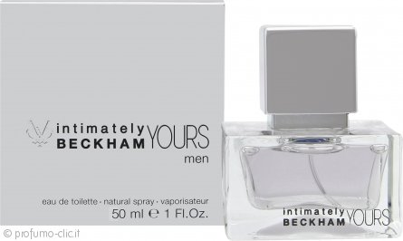 David & Victoria Beckham Intimately Yours Men Eau de Toilette 50ml Spray