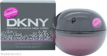 DKNY Delicious Night Eau de Parfum 100ml Spray