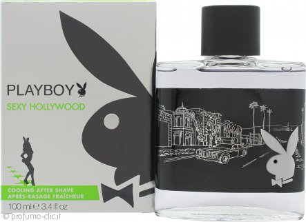 Playboy Sexy Hollywood Dopobarba 100ml Splash