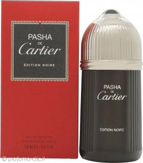 Cartier Pasha de Cartier Edition Noire Eau de Toilette 100ml Spray