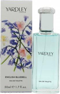 Yardley English Bluebell Eau de Toilette 50ml Spray