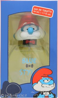 The Smurfs Papa 3D Eau de Toilette 50ml Spray