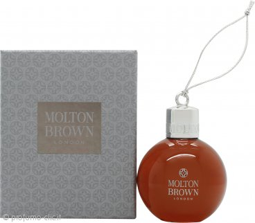 Molton Brown Black Pepper Festive Bauble Gel Doccia 75ml