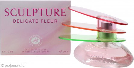 Nikos Sculpture Delicate Fleur Eau de Toilette 30ml Spray