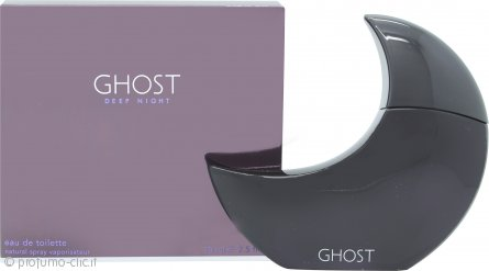 Ghost Deep Night Eau de Toilette 75ml Spray