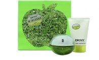 DKNY Be Delicious Confezione Regalo 30ml EDP Be Delicious + 30ml EDP Be Delicious Fresh Blossom