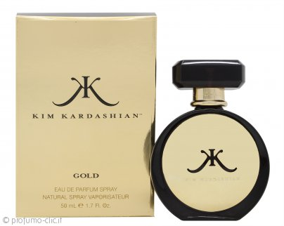 Kim Kardashian Gold Eau de Parfum 50ml Spray