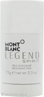 Mont Blanc Legend Spirit Deodorante Stick 75g