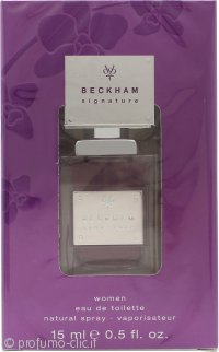 David & Victoria Beckham Signature Women Eau de Toilette 15ml Spray