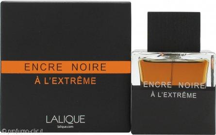 Lalique Encre Noire A L`Extreme Eau de Parfum 100ml spray