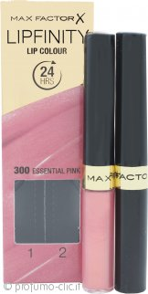 Max Factor Lipfinity Lip Colour - 300 Pink
