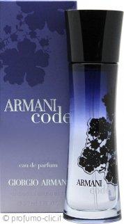 Giorgio Armani Code Eau de Parfum 30ml Spray