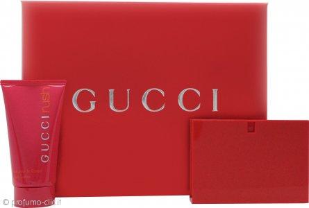 Gucci Rush Confezione Regalo 30ml EDT + 50ml Lozione per il Corpo