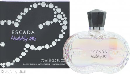 Escada Absolutely Me Eau de Parfum 75ml Spray