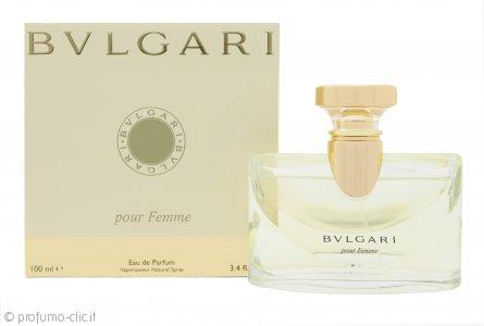 Bvlgari Pour Femme Eau de Parfum 100ml Spray