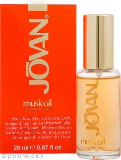 Jovan Musk Oil Eau de Parfum 26ml Spray
