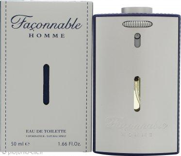 Faconnable Faconnable Homme Eau de Toilette 50ml Spray
