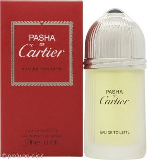 Cartier Pasha de Cartier Eau de Toilette 50ml Spray