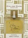 Celine Dion Celine Dion Signature Eau de Toilette 100ml Spray