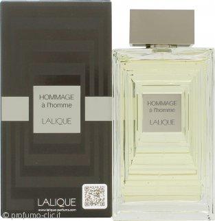 Lalique Hommage a L'Homme Eau de Toilette 100ml Spray