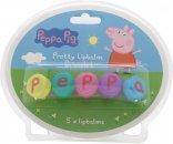 Peppa Pig Five Day Confezione Regalo 5 x 1g Balsami Labbra