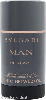 Bvlgari Man In Black Deodorante Stick 75ml