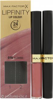 Max Factor Lipfinity Lip Colour - 016 Glowing