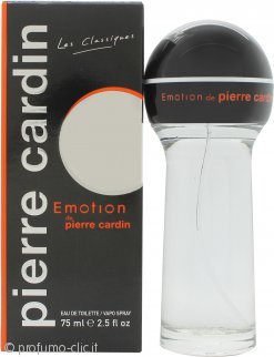 Pierre Cardin Emotion Eau de Toilette 75ml Spray