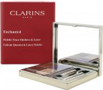Clarins Enchanted Colour Quartet & Liner Palette 4.9g (5 x Ombretti + 2 x Applicatori)
