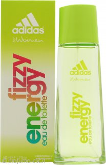 Adidas Fizzy Energy Eau de Toilette 50ml Spray