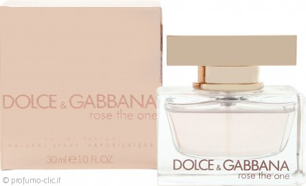 Dolce & Gabbana Rose The One Eau de Parfum 30ml Spray