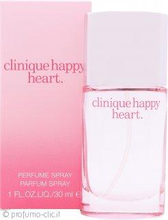 Clinique Happy Heart Eau de Parfum 30ml Spray