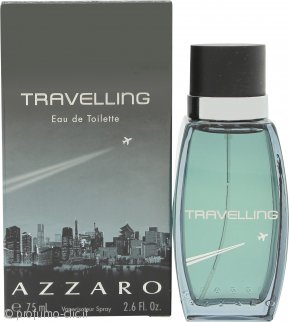 Azzaro Travelling Eau de Toilette 75ml Spray