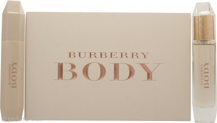Burberry Body Confezione Regalo 60ml Eau de Parfum + 100ml Latte Corpo