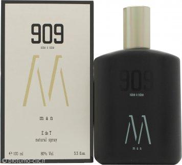 909 Top to Toes Man Eau de Toilette 100ml Spray