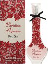 Christina Aguilera Red Sin Eau De Parfum 50ml Spray