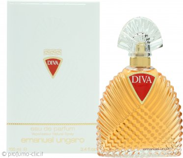 Ungaro Diva Eau de Parfum 100ml Spray